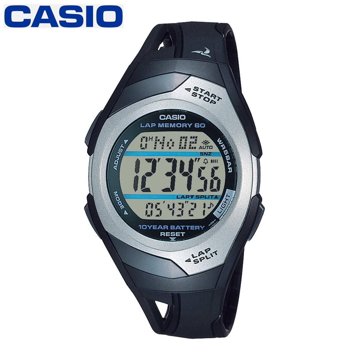 カシオ スポーツウォッチ PHYS フィズ LAP MEMORY 60 STR-300J-2AJF CASIO ランニングウォッチ ランナーズウォッチ 腕時計 ジョギング 時計 スポーツ スポーツウォッチ マラソン ラップタイム
