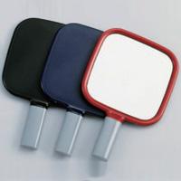 ハンドミラー レディ 角型 ハンド L M-06 鏡 手鏡 ミラー ハンドミラー