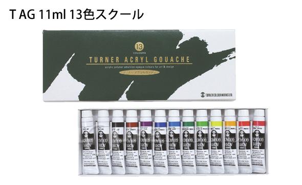 T AG 11ml 13色スクール