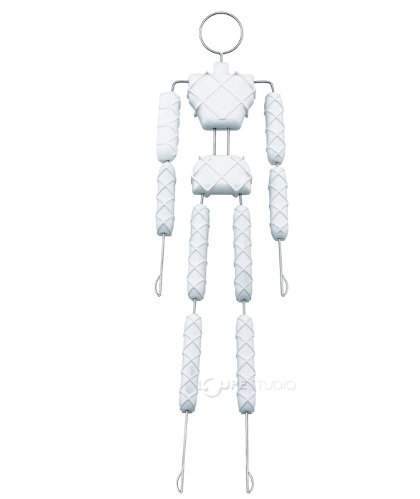 組立済本体(プラスチック・針金組込済)×1
