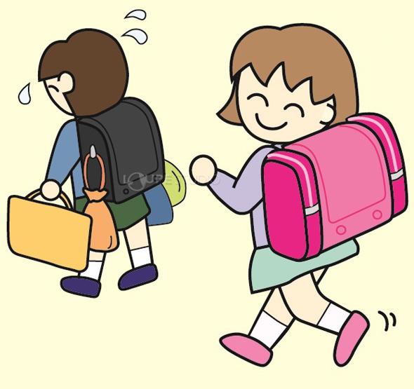 小学生の通学事情
