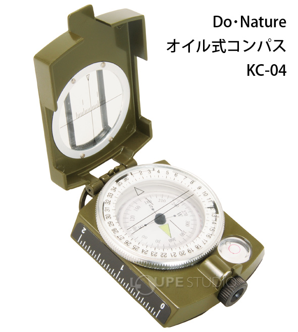 Do・Nature オイル式コンパス KC-04