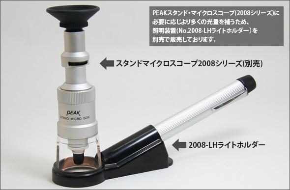 ピーク・スタンド・マイクロスコープ(PEAK2008シリーズ)