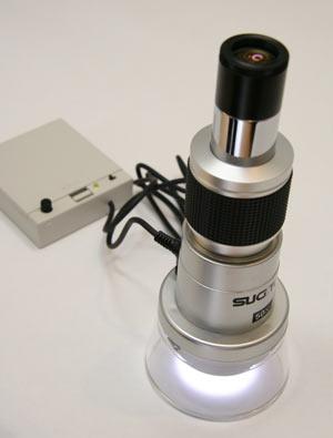 ライトコントロール付電池ホルダー取付イメージ