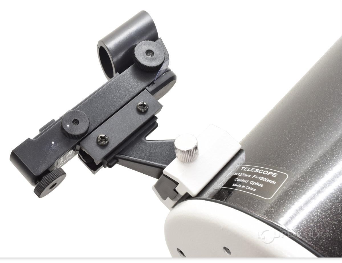 対物レンズ127mm/焦点距離1500mm