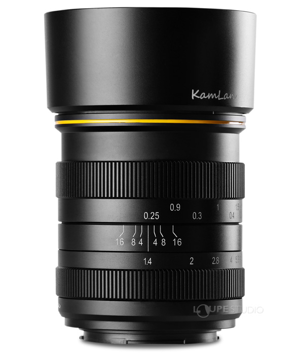 KAMLAN FS 28mm F1.4 単焦点レンズ