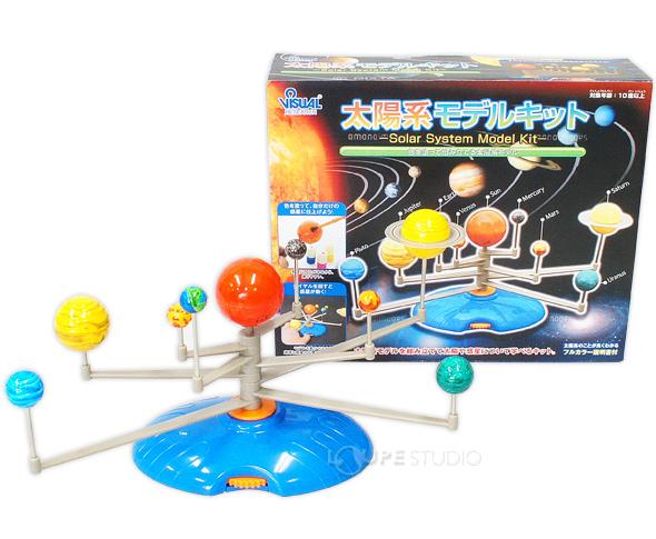 太陽系モデルキット