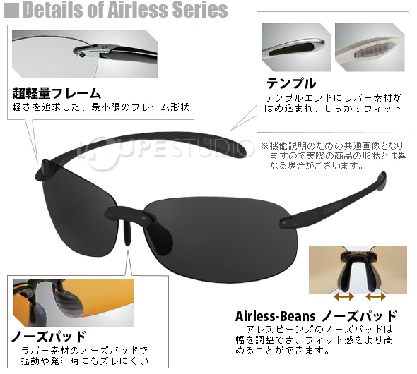details of airless series