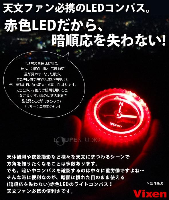 LEDコンパス